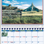 imprinted promotional business calendars for your state