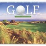 logoed Golf Business Calendars