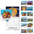 logoed Spanish Wall Calendars