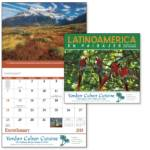 2018 Latin America Calendar