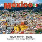 logoed Mexico Calendars