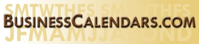 Business Calendar Logo