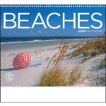 2020 Beaches Calendar