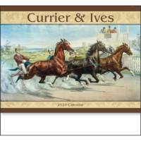 Currier and Ives 2020 Calendars