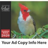 2020 Calendars with birds - garden bird calendars