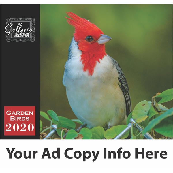2020 Calendars with birds - garden bird calendars