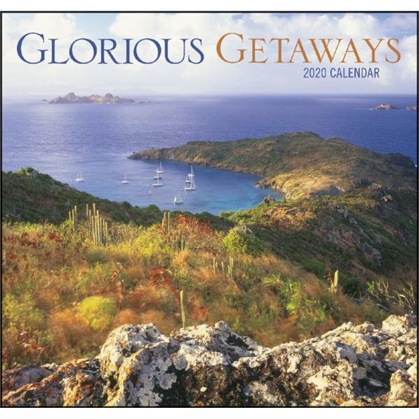 2020 Glorious Getaways calendars