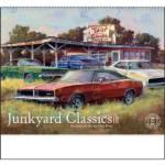2020 Calendar of Junkyard classics