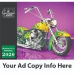 2020 Motorcycles calendars