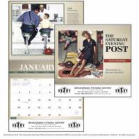 Saturday Evening Post calendars for 2020 featuring the art of Norman Rockwell