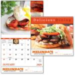 Recipes and food calendar 2020