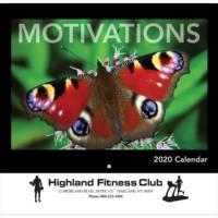 2020 Motivational Calendar