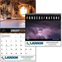 Forces of Nature 2020 Calendar.